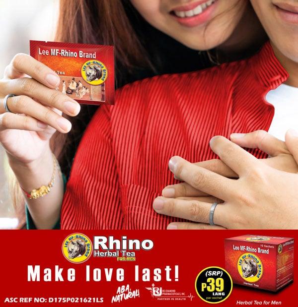Lee MF-Rhino Herbal Tea